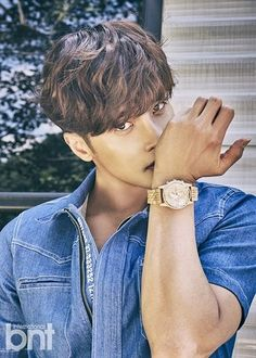 "|N|Sung Hoon for ""BNT"" Magazine"