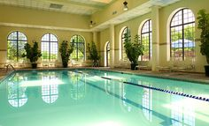 Indoor Pool, a must have