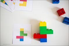 Игры с lego