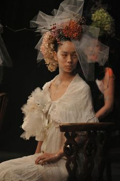 Forest Girl fashion, by fur fur. ss 2012 Tokyo