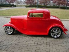 Street Rods | 1932 ford coupe sold inventory street rods