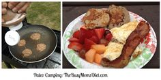 #Paleo Camping. Making Paleo meals while #camping can't get any easier!