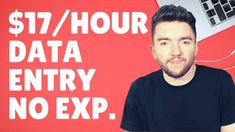 $17/Hour Legit Work-From-Home Data Entry Jobs No Experience 2021