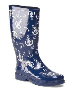 image of Anchor Rain Boot