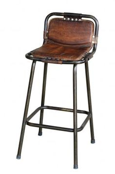 Hotel Designs Industry News Factory bar stools from Andy Thornton
