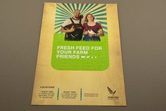 Feed Supplier Flyer | Flickr - Photo Sharing!