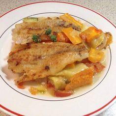 Greek Recipes, Fish Recipes, Seafood Recipes, Cookbook Recipes, Cooking Recipes, Healthy Recipes, Food Network Recipes, Food Processor Recipes, Greek Meze