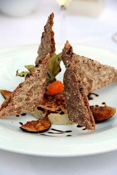 Foie de Pato con Salsa de Oporto, Gala restaurant, Marbella. http://www.galarestaurant.es/