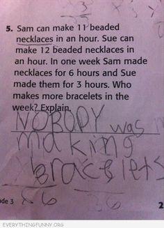 I hope my kid is like this