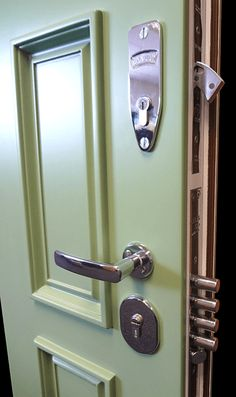 #Bespoke #Door #Banham #Locks #security .banham.co. & Bespoke door with Banham Locks and Furniture #security #locks #doors ...