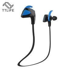 17.74$  Watch here - http://ali16x.shopchina.info/go.php?t=32798211050 - TTLIFE Bluetooth 4.1 CVC6.0 Wireless Headphones Ear Hook Fashion Sport Earphones Hifi Stereo Earbuds with Microphone For phones  #magazineonline