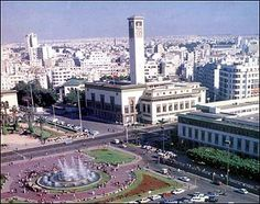 Casablanca  Another place I want to visit