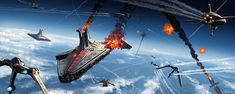star wars concept art - Google Search