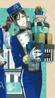 Sebastian, , black butler, , kuroshitsuji, , manga guy