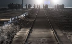 At Auschwitz-Birkenau, Holocaust Survivors, Ever Dwindling in Number, Gather to Remember - NYTimes.com