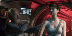 Ridley and Ripley 2.0?  Alien: Covenant (2017) on IMDb: Movies, TV, Celebs, and more...