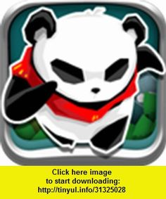 Parkour Panda Running Panda, iphone, ipad, ipod touch, itouch, itunes, appstore, torrent, downloads, rapidshare, megaupload, fileserve