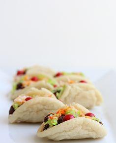 Taco Cookies!!!