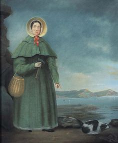 Mary Anning. British Fossil Collector, Dealer, and Palaeontologist. Mary discovered important finds in the Jurassic Age Marine Fossil Beds of Lyme Regis. Her work contributed to the fundamental change in scientific thinking about prehistoric life and the history of the earth that occured in the early 19th Century.