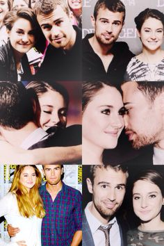 Shailene and Theo