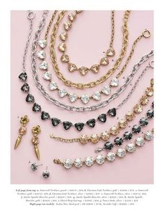 Spring 2014 Stella & Dot Collection: #Floralrocker #Somervell #Christina #Amelie #Cheryl #Nancy ---> Shop stelladot.com/melaniem