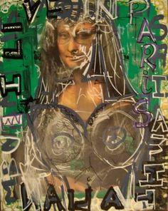 Mi Mona Lisa 2 [Domingo Zapata] (Gioconda / Mona Lisa)