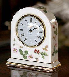 wedgewood clock