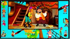 Jake y los piratas del nunca jamas Capitulo 2 completo Español