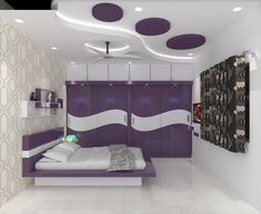 House Ceiling Design, Ceiling Design Living Room, Bedroom False Ceiling Design, Duplex House Design, Kitchen Room Design, Bedroom Pop Design, Bedroom Furniture Design, Wardrobe Interior Design, Wardrobe Design Bedroom