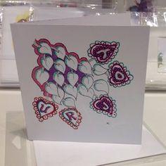 J5 Card - Kay Blanchard Grell - $7.50