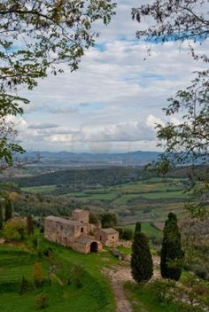 Montepulciano, Tuscany, Italy.I want to go see this place one day.Please check out my website thanks. www.photopix.co.nz