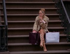 City Quotes, Movie Quotes, Estilo Carrie Bradshaw, Voyage New York, My Vibe, Sarah Jessica Parker, Film Serie, Rich Girl, My Mood