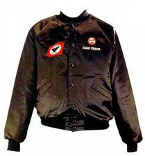 Cesar Chavez's Union Jacket: Cesar Chavez inspired a nation to seek justice for the poorest of America's laborers. A migrant worker since childhood, Cesar Chavez pledged his life to improving the lives of his fellow workers,which he began to do in earnest in 1962.