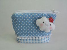Happy cloud purse | by Jaravee