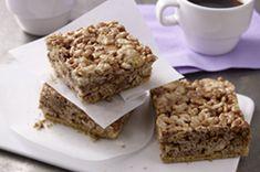 S'Mores Crispy Treats recipe #kraftrecipes