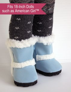 wdc-baby-blue-faux-shearling-boots-for-18-inch-dolls-1