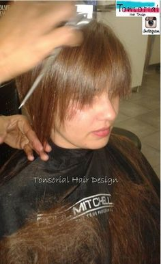 #paulmitchell #color only @tonsorialhair #cape-town #salon #hair #style