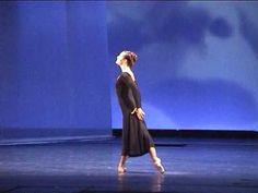 Edith Piaf (non je ne regrette rien) Adeline Pastor Ballet from Ben Van Cauwenbergh. Adeline Pastor is Principal Dancer at the Aalto Ballett Theater Essen (Germany).