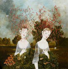 Anne Siems - Moss Blanket