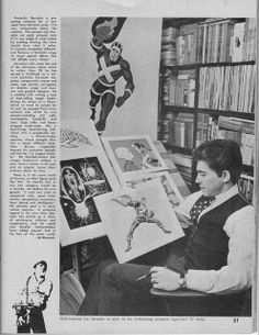 Jim Steranko :: Comic Creator