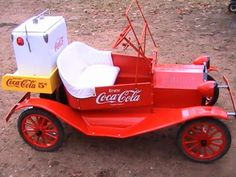 Coca-cola-parade-car-Dallas Hope you'll check out my four other Coca Cola boards. Anthony Contorno Sr