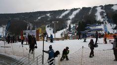 Camelback Ski Area PA