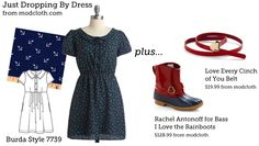 like modcloth clothes but not the prices? this website shows you how to make and style the types of clothing on the MC site