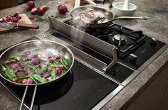 Die 40 Besten Bilder Von Kochfeldabzug Dunstabzug Nach Unten