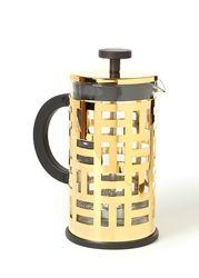 Blackbird Bodum Eileen 8 Cup Gold Coffee Press