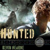 Read my short, no spoiler review! Reading 52 books this year was the best resolution EVER! Week 38: The Hunted | AdVerb Creative