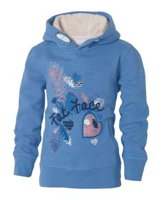 Large image of Holly Hooded Sweat - opens in a new window