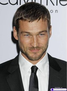 Andy Whitfield. We miss you!