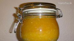 Pomarančová marmeláda (fotorecept) - Recept