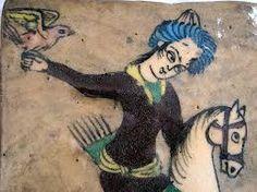 antique persian ceramic tiles - Google Search